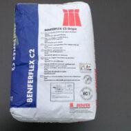 Lepidlo exteriérové BENFERFLEX C2 TE S1 šedý - 25kg